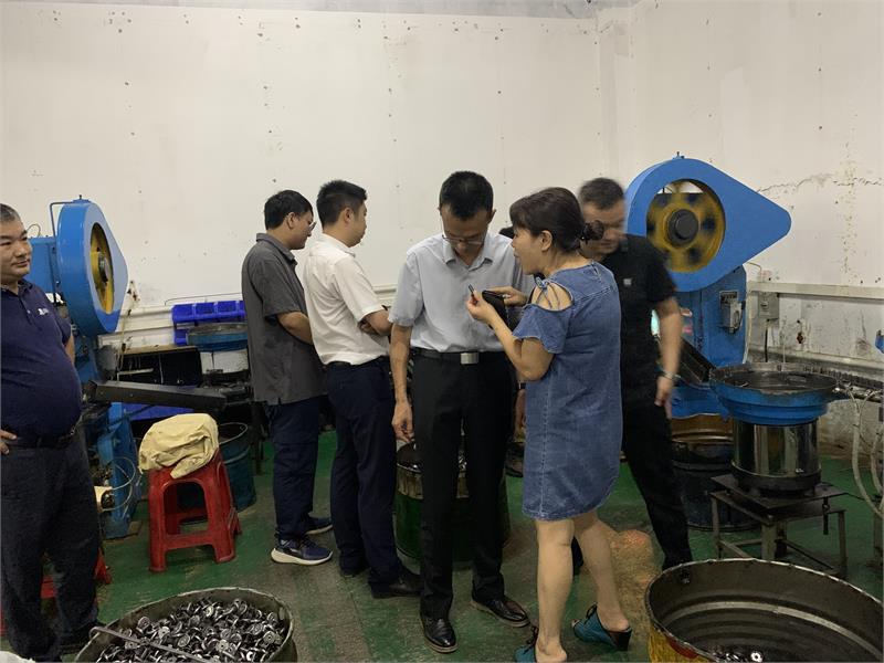 紧固件,东莞市紧固件行业协会,产业转移