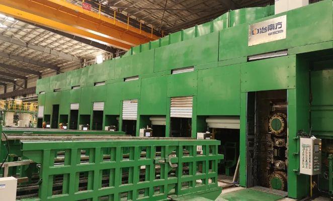 緊固件工業網-青拓科技七機架冷連軋機-中冶南方建設