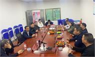 聚力促发展 广东省紧固件行业协会、深圳协会、东莞协会进行交流座谈